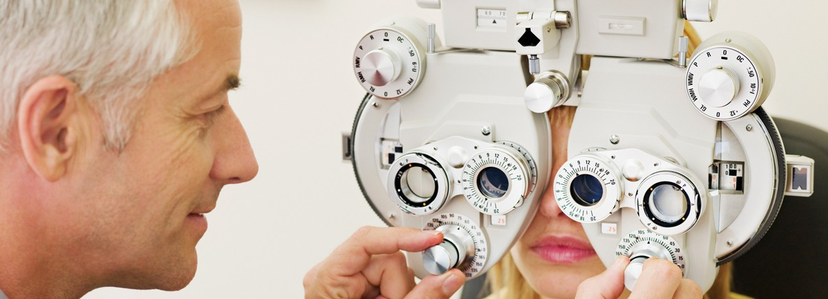 Comprehensive Eye Exams at Inner Harbour Optometry