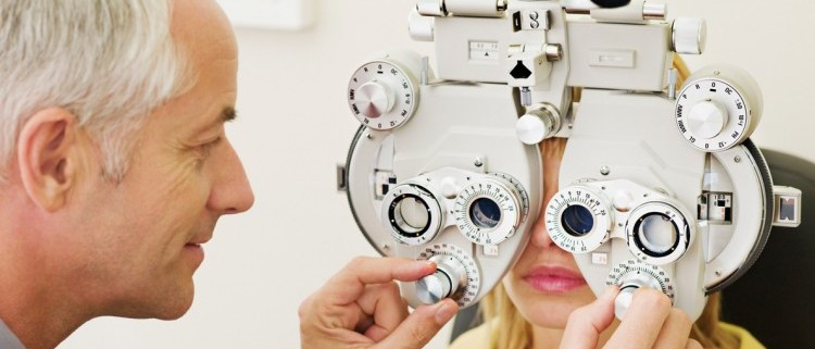 Comprehensive Eye Exams at InnerHarbour Optometry
